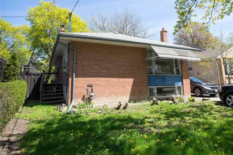 House for sale at 101 Wincott Dr Toronto Ontario - MLS: W4455712