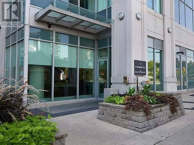 Apartment for rent at 1 Avondale Ave Unit 1010 Toronto Ontario - MLS: C4618903
