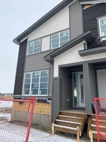 Townhouse for sale at 1010 Carrington Blvd  Northwest Unit 1010 Calgary Alberta - MLS: C4287121