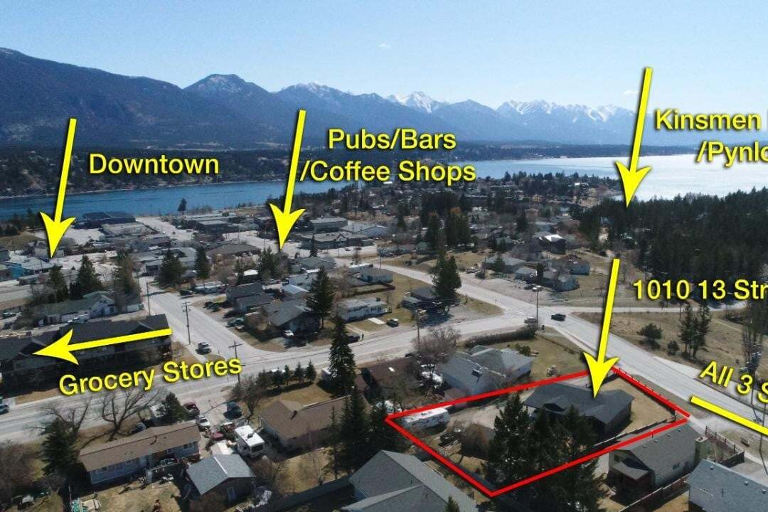 House for sale at 1010 13th Street  Invermere British Columbia - MLS: 2453674