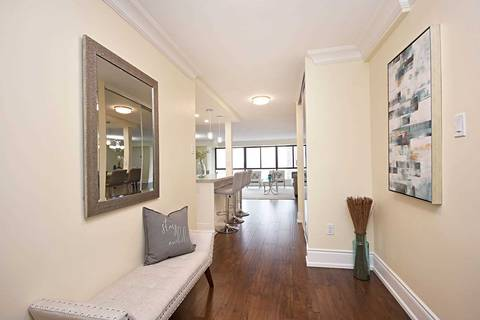 Condo for sale at 1400 Dixie Rd Unit 1010 Mississauga Ontario - MLS: W4655620