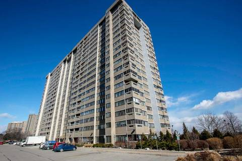 Condo for sale at 1580 Mississsauga Valley Blvd Unit 1010 Mississauga Ontario - MLS: W4460749