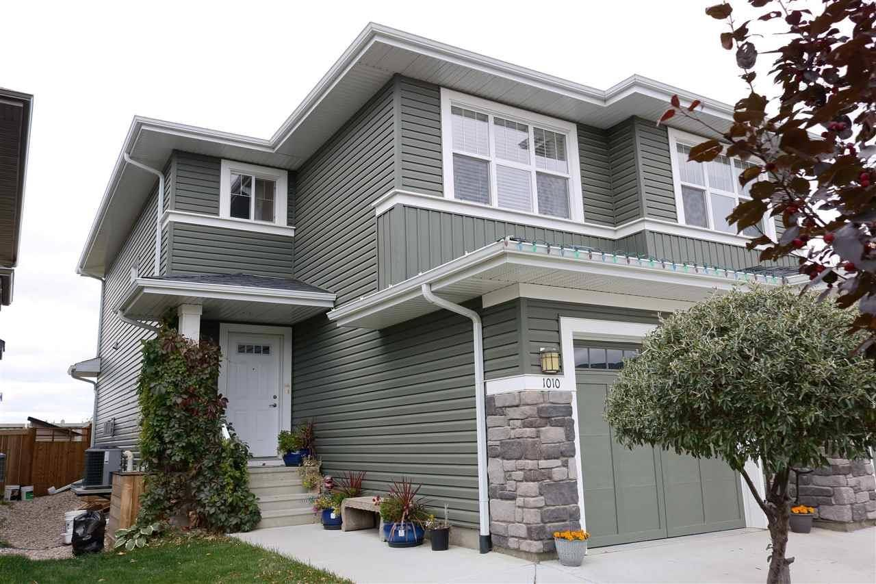 Townhouse for sale at 1010 177a St Sw Edmonton Alberta - MLS: E4175850
