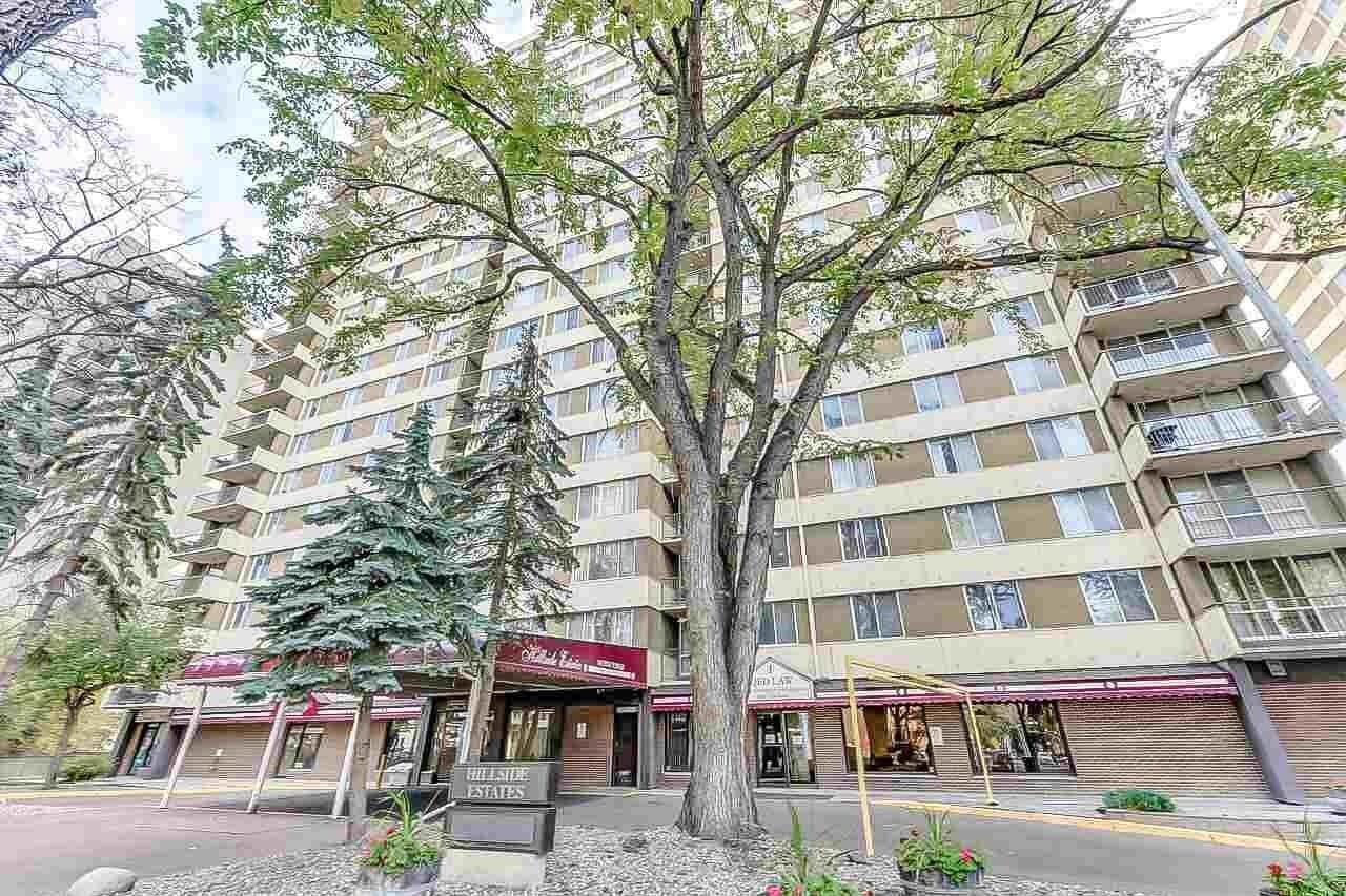Condo for sale at 9909 104 St NW Unit 1010 Edmonton Alberta - MLS: E4223383