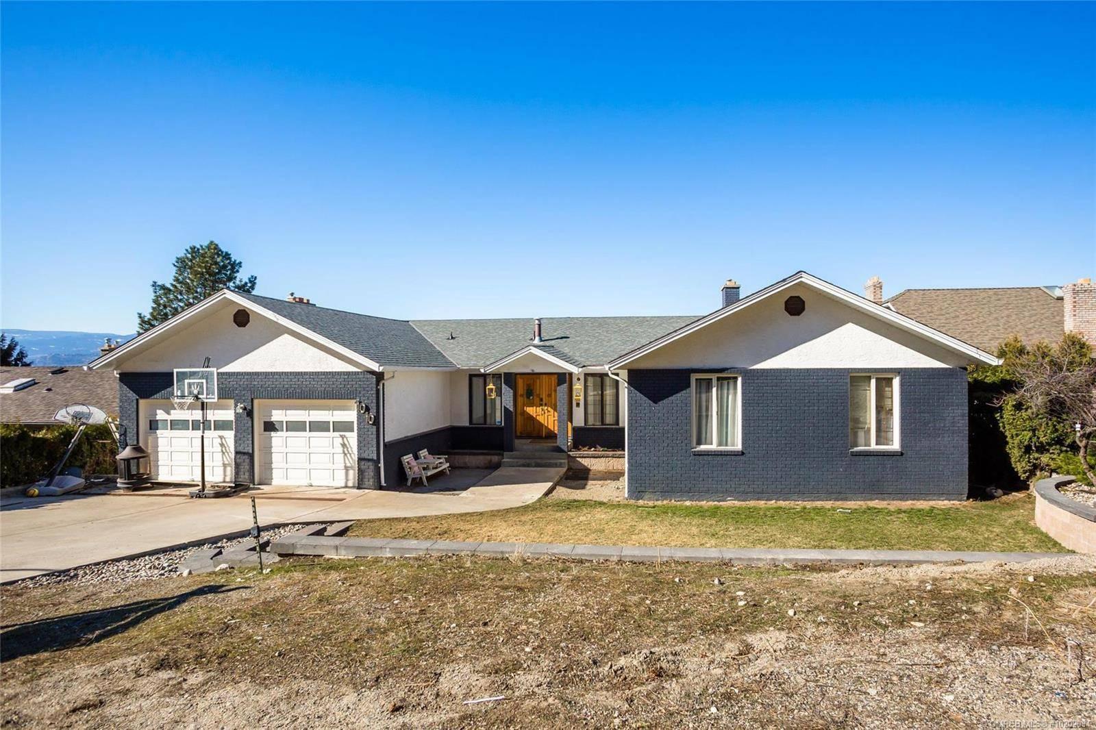 House for sale at 1010 Bartholomew Ct Kelowna Bc British Columbia - MLS: 10202034