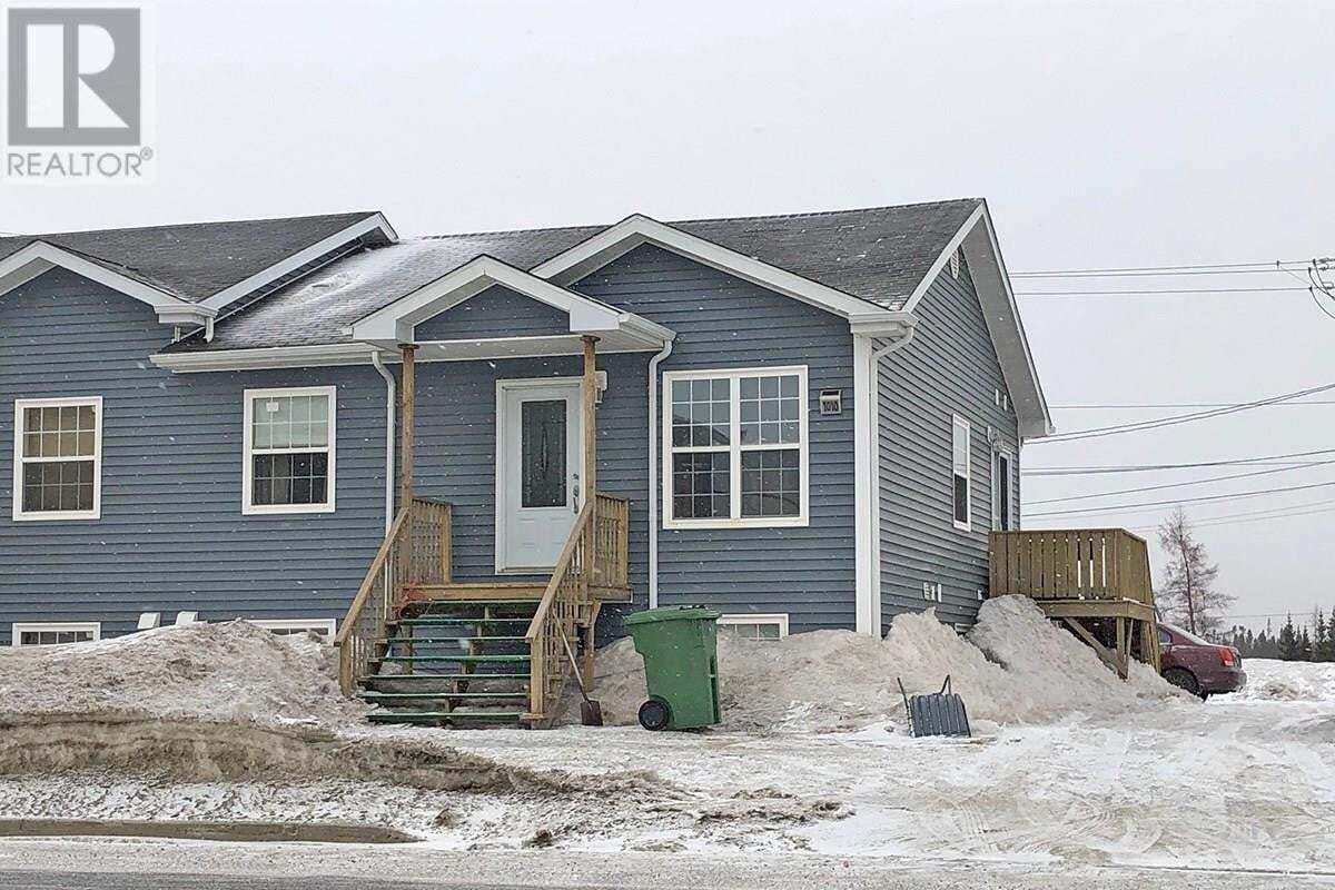 House for sale at 1010 Bartlett Dr Labrador City Newfoundland - MLS: 1212978