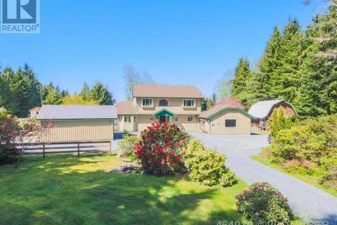 House for sale at 1010 Hyde Park Rd Port Mcneill British Columbia - MLS: 454010