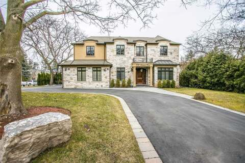 House for sale at 1010 Lakeshore Rd Oakville Ontario - MLS: W4799044