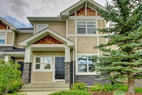 Townhouse for sale at 1010 Wentworth Ri Southwest Calgary Alberta - MLS: C4263298