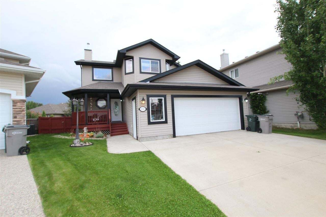 House for sale at 1010 Westerra Pl Stony Plain Alberta - MLS: E4216801