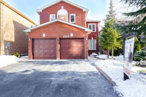 House for sale at 1010 Windsor Hills Blvd Mississauga Ontario - MLS: W4699162