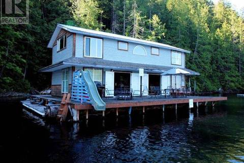 Residential property for sale at 10100 Powell Lk Powell River British Columbia - MLS: 13936