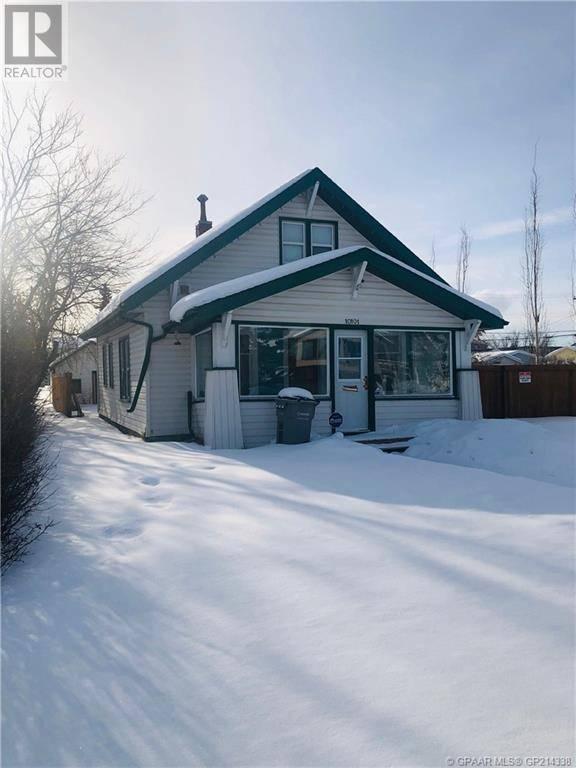 Residential property for sale at 10101 105 Ave Grande Prairie Alberta - MLS: GP214338