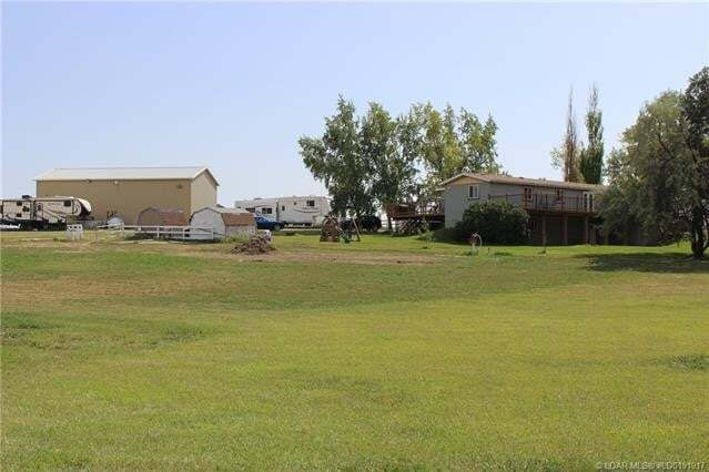 House for sale at 101035 Range Road 223  Rural Lethbridge County Alberta - MLS: LD0191917