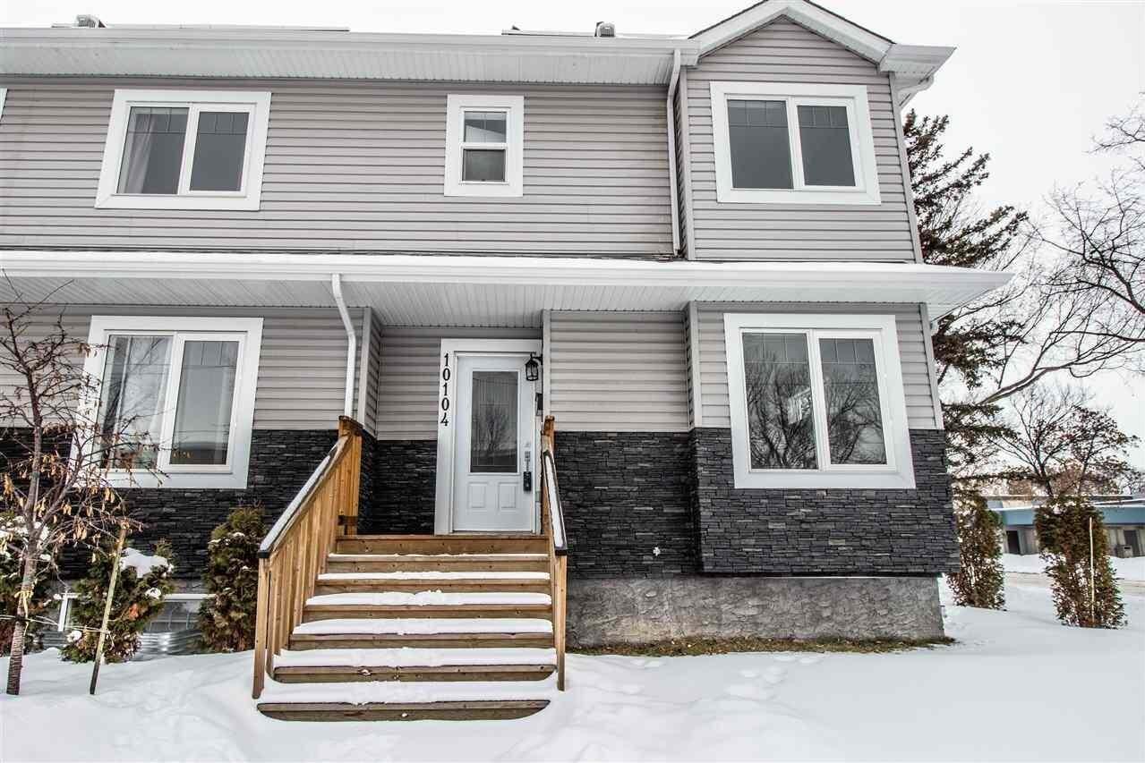 Townhouse for sale at 10104 120 Av NW Edmonton Alberta - MLS: E4185566