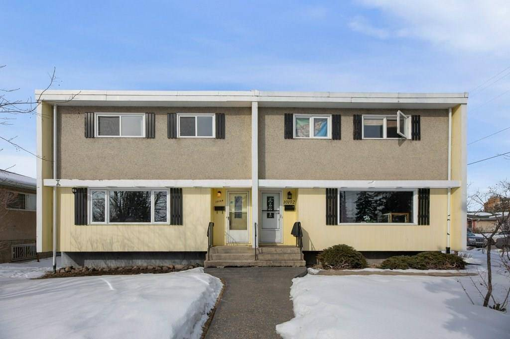 Townhouse for sale at 10104 134 Ave Nw Edmonton Alberta - MLS: E4191685