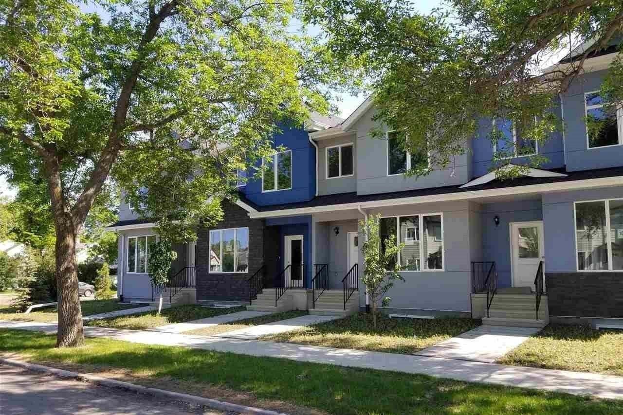 Townhouse for sale at 10107 113 Av NW Edmonton Alberta - MLS: E4182243