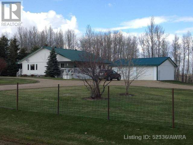 House for sale at 101070 Township Rd Woodlands County Alberta - MLS: 52336