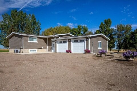 House for sale at 101075 Range Road 161 Rd Taber Alberta - MLS: A1032485