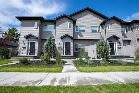 Townhouse for sale at 10108 122 Ave Nw Edmonton Alberta - MLS: E4165651