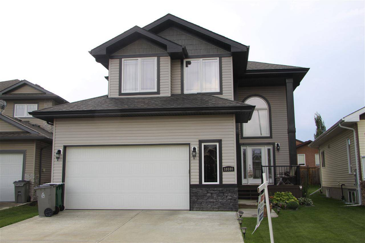House for sale at 10108 96 St Morinville Alberta - MLS: E4186323