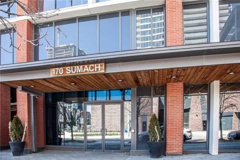Apartment for rent at 170 Sumach St Unit 1011 Toronto Ontario - MLS: C4737082