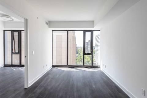 Apartment for rent at 188 Cumberland St Unit 1011 Toronto Ontario - MLS: C4665496