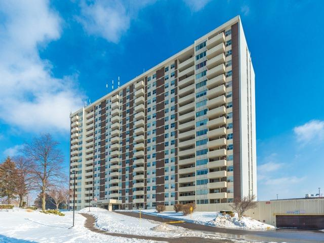 Sold: 1011 - 66 Falby Court, Ajax, ON