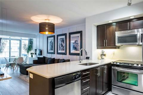 Condo for sale at 75 East Liberty St Unit 1011 Toronto Ontario - MLS: C4735943