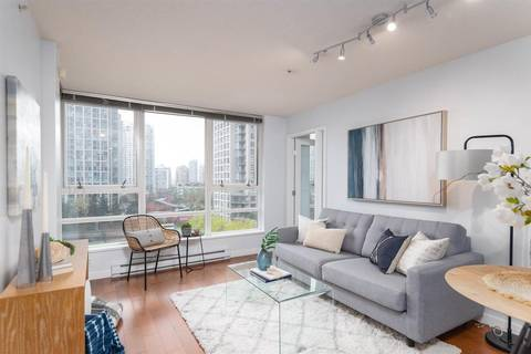 Condo for sale at 928 Beatty St Unit 1011 Vancouver British Columbia - MLS: R2358294