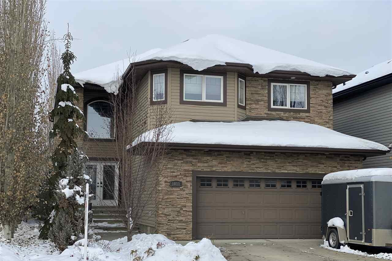 House for sale at 1011 Connelly Wy SW Edmonton Alberta - MLS: E4219423