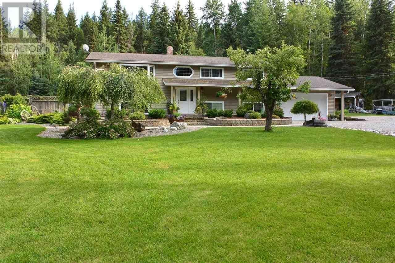 House for sale at 1011 Marsh Rd Quesnel British Columbia - MLS: R2481497
