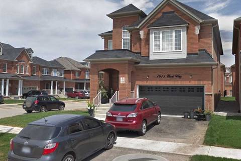 House for rent at 1011 Urell Wy Milton Ontario - MLS: W4572591