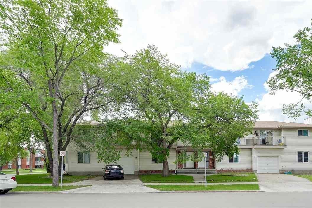 Townhouse for sale at 10110 119 Av NW Edmonton Alberta - MLS: E4207647