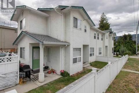 Townhouse for sale at 201 Abbott St Unit 101&102 Penticton British Columbia - MLS: 179158