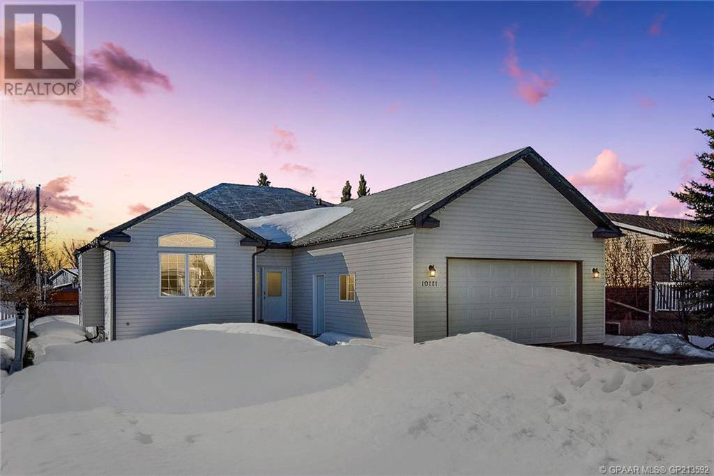 House for sale at 10111 106 St Hythe Alberta - MLS: GP213592