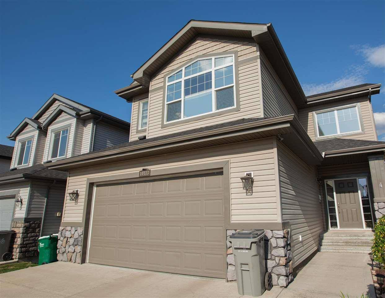 House for sale at 10113 93 St Morinville Alberta - MLS: E4195214