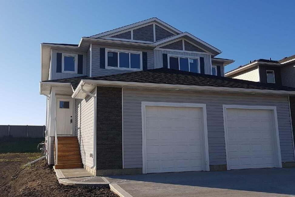 Townhouse for sale at 10117 84a St Grande Prairie Alberta - MLS: A1003572