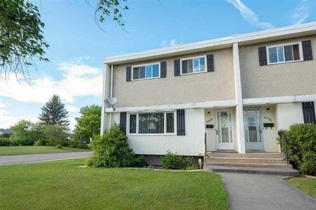 Townhouse for sale at 10118 134 Av NW Edmonton Alberta - MLS: E4200431