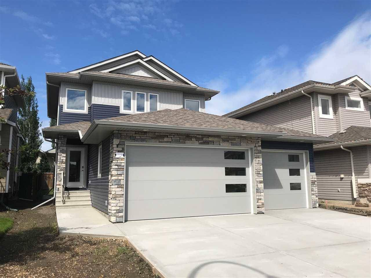 House for sale at 10118 96 St Morinville Alberta - MLS: E4182788