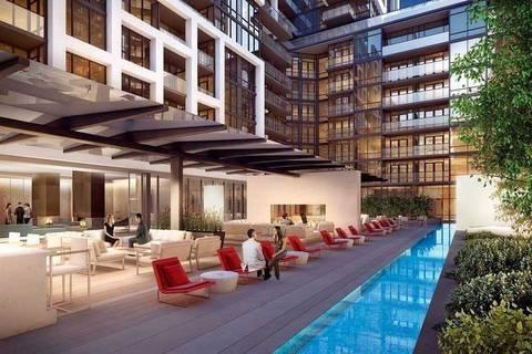Apartment for rent at 27 Bathurst St Unit 1011W Toronto Ontario - MLS: C4553457