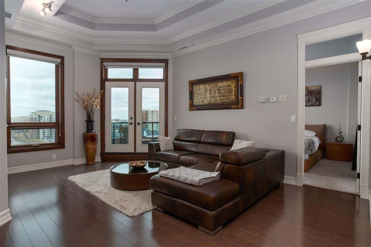 Condo for sale at 10142 111 St NW Unit 1012 Edmonton Alberta - MLS: E4208781