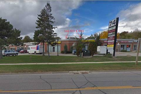 Commercial property for lease at 74 Cedar Pointe Dr Apartment 1012/13 Barrie Ontario - MLS: S4686887