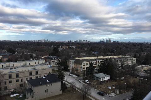 Apartment for rent at 18 Holmes Ave Unit 1012 Toronto Ontario - MLS: C4391493