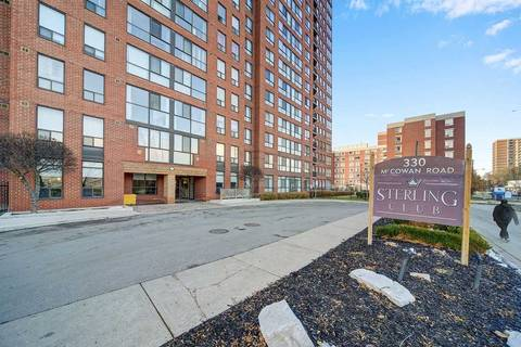 Condo for sale at 330 Mccowan Rd Unit 1012 Toronto Ontario - MLS: E4717452