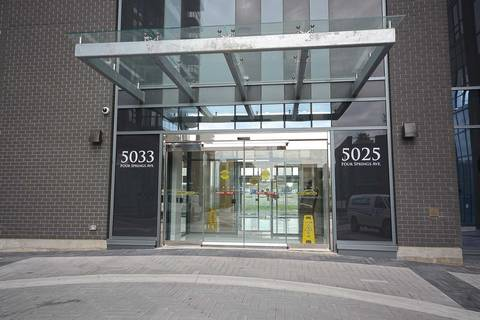 Condo for sale at 5033 Four Springs Ave Unit 1012 Mississauga Ontario - MLS: W4541013