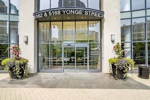 Apartment for rent at 5168 Yonge St Unit 1012 Toronto Ontario - MLS: C4496192