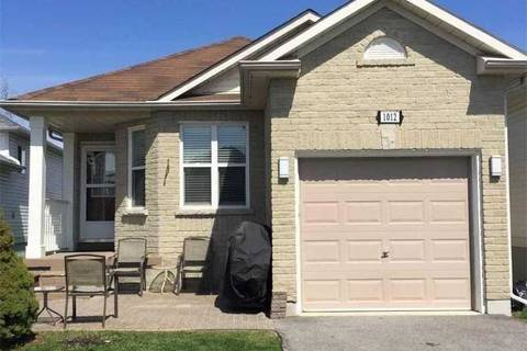 House for sale at 1012 Grandlea Ct Oshawa Ontario - MLS: E4423294