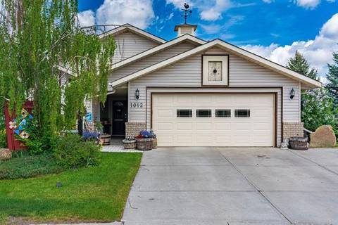 House for sale at 1012 High Glen By Northwest High River Alberta - MLS: C4245045