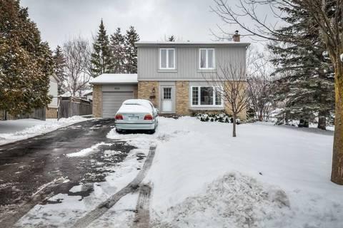 House for sale at 1012 Jacarandah Dr Newmarket Ontario - MLS: N4689620